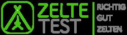 ZelteTest Zelte Test vergleich Logo